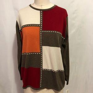 Alfred Dunner Rio De Janeiro Sweater